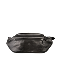 The Centolla Luxury Italian Leather Bum Bag by Maxwell Scott