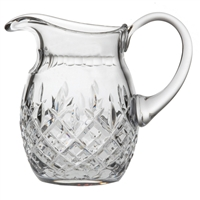 Traditional Cut Crystal Medium Sized Jug London Design. Gift Boxed By Royal Scot Crystal