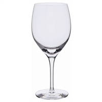 Pair Plain Dessert Wine Glasses. Wine Master Range by Dartington Crystal