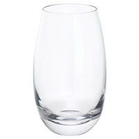 Pair Connoisseur Whisky Mixer Glasses by Dartington Crystal