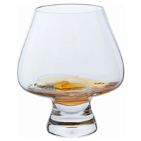 Single Whisky Swirler Glass by Dartington Crystal