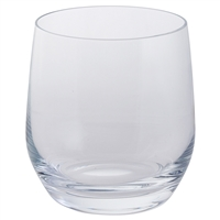 Pair of Traditional Crystal Whisky or Spirit Tumbler Glasses by Dartington Crystal
