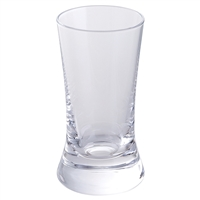 Set of Six Everyday Cocktail Shooter Shot Glasses by Dartington Crystal