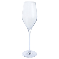 Pair of Simple Crystal Everyday Prosecco Glasses by Dartington Crystal