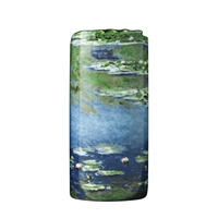 Ceramic Flower Vase of Monet Water Lilies by John Beswick