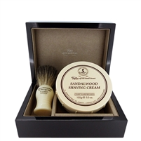 Taylors of Old Bond St Luxury Sandalwood Gift Box