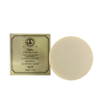 Taylor of Old Bond St Sandalwood Shave Soap Refill