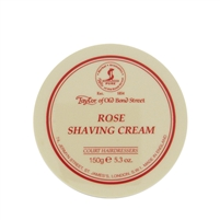 Rose Luxury Shaving Cream Bowl, 150 grams