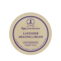Lavender Luxury Shaving Cream Bowl, 150 grams