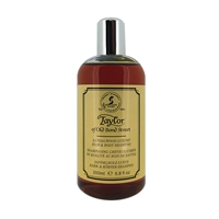 Sandalwood Luxury Hair and Body Shampoo, 200ml
