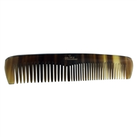 Genuine Cow Horn Pocket Comb