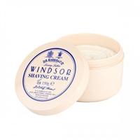 Windsor Luxury Lather Shaving Cream Bowl, 150g by D R Harris.