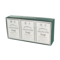 Arlington Bath Soap, 3 x 150g Bars by D R Harris
