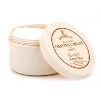 Almond Luxury Lather Shaving Cream Bowl, 150g by D R Harris.