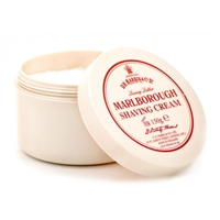 Marlborough Luxury Lather Shaving Cream Bowl, 150g by D R Harris.