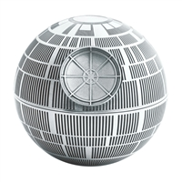 Star Wars Death Star Pewter Lidded Box by Royal Selangor
