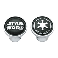 Star Wars Pewter Galactic Empire Cufflinks by Royal Selangor
