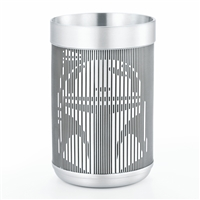 Star Wars Boba Fett Solid Pewter Tumbler by Royal Selangor