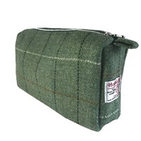 Original Harris Tweed 'Town' Wash Bag by D R Harris