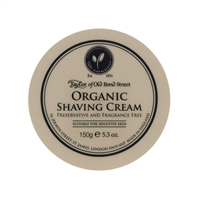 Organic Luxury Shaving Cream Bowl, 150 grams