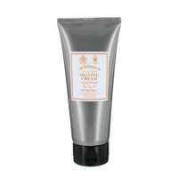 Sandalwood Shaving Cream Tube, 75ml by D R Harris