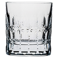 Chatsworth Large Crystal Whisky Tumbler by Royal Scot Crystal