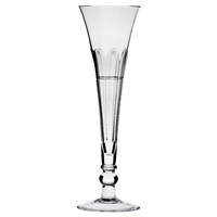 Chatsworth Crystal Champagne Flute by Royal Scot Crystal