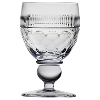 Oxford Large Crystal Water Goblet by Royal Scot Crystal