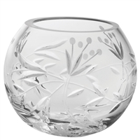 Crystal Marlborough Design Small Posy Bowl by Royal Scot Crystal
