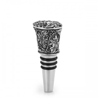 William Morris Inspired Pewter Bottle Stopper by Royal Selangor
