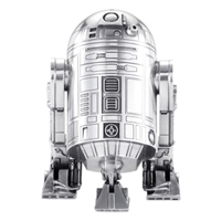 Star Wars R2-D2 Pewter Trinket Box by Royal Selangor