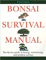 Bonsai Book by Colin Lewis