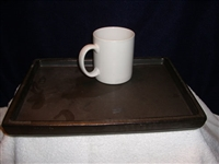 "12"" Ceramic Bonsai Tree Humidity Tray"