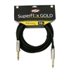 OSP SuperFlex GOLD Premium Instrument Cable 10 FT