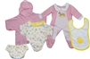 Get Ready Kids baby girl doll clothes