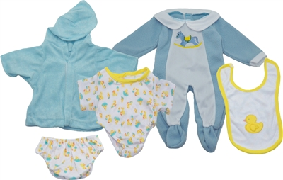 Get Ready Kids baby boy doll clothes