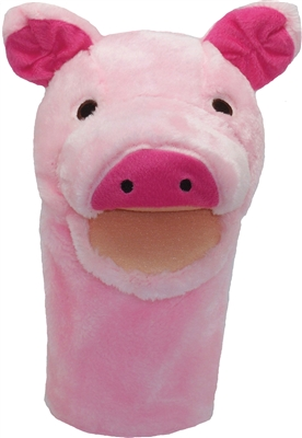 Get Ready Kids pig puppet