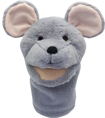 Get Ready Kids mouse puppet