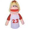 Puppet Partners sports girl puppet