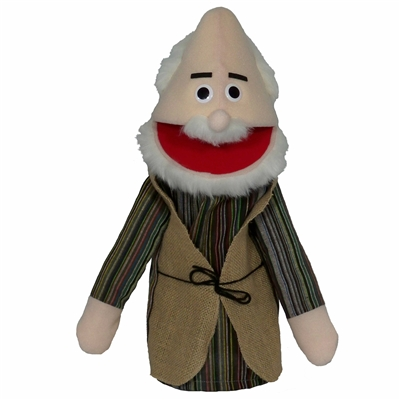 Puppet Partners Bible Noah or Old Man Puppet
