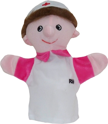 Get Ready Kids nurse puppet