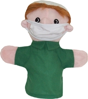 Get Ready Kids dentist puppet