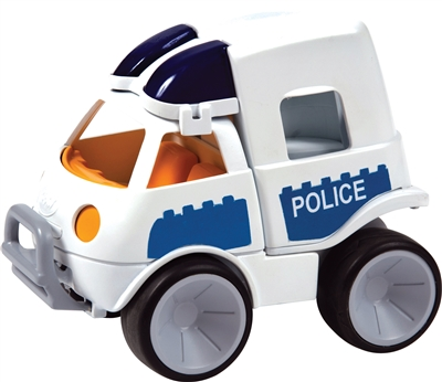 Gowi Toys police car