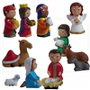 Get Ready Kids 5 inch Nativity figures