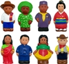Get Ready Kids 5 inch multicultural figures