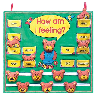 Get Ready Kids feelings wall chart