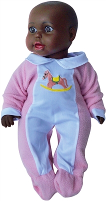 Get Ready Kids African American baby girl doll
