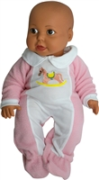 Get Ready Kids Hispanic baby girl doll