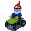 Rakso Germany ATV Rider Gnome