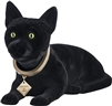 bobble head black cat